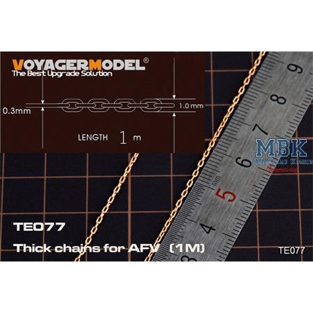 Thick chains for AFV (1M)(GP)