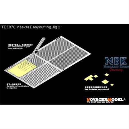 Masker Easycutting Jig 2(GP)