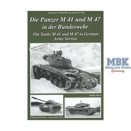 Tankograd Bundeswehr Special M41 / M47