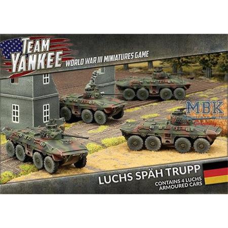 Team Yankee: Luchs Späh Trupp