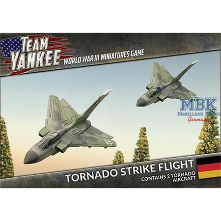 Team Yankee: Tornado Strike Flight