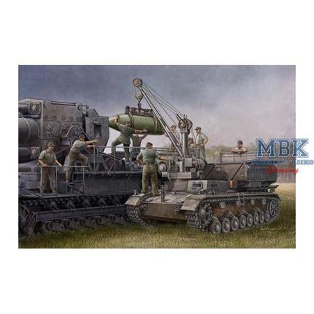 Munitionsschlepper Panzer IV Ausf. F