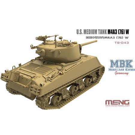 Sherman M4A3 (76) W