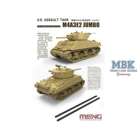 U.S. Assault Tank M4A3E2 Jumbo