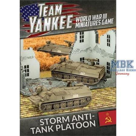 Team Yankee: Storm Anti-tank Platoon