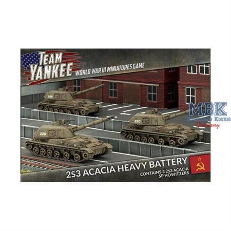 Team Yankee: 2S3 Acacia