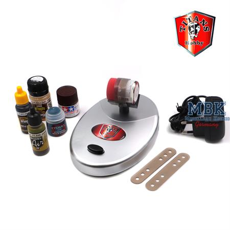 Electric Paint Shaker for all kind of pots (AMIG)