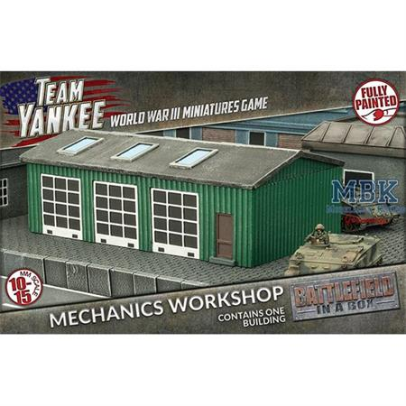 Team Yankee: Mechanics Workshop