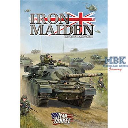 Iron Maiden - British in World War III