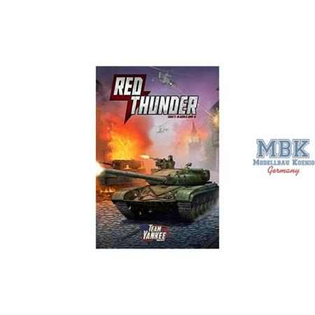 Firestorm: Red Thunder