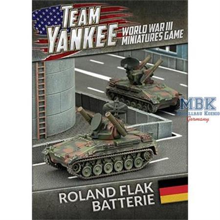 Team Yankee: Roland Flak Batterie