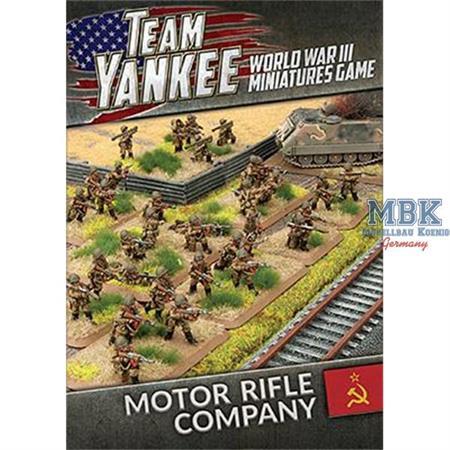 Team Yankee: Motor Rifle Company