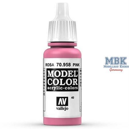 958 Pink - Rosa (Model Color)