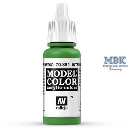 891 Intermediate Green - Lichtgrün (Model Color)