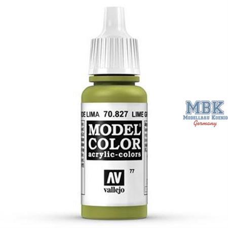 827 Lime Green - Lindgrün (Model Color)