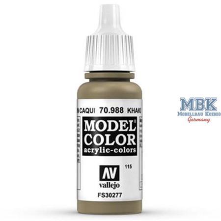 988  Khaki - Khakibraun (Model Color)