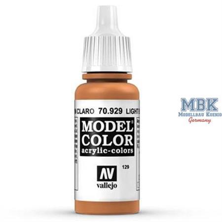 929 Light Brown - Hellbraun (Model Color)