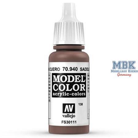 940 Saddle Brown - Lehmbraun (Model Color)