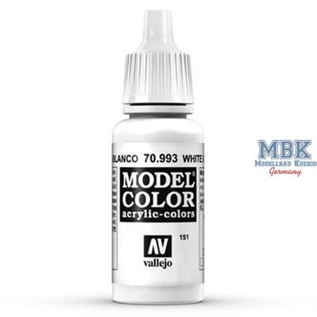 993 Flat Aluminium - Grauweiß (Model Color)