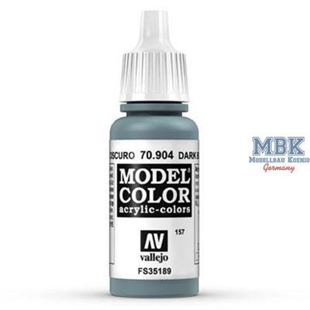 904 Dark Bluegrey - Blaugrau Dunkel (Model Color