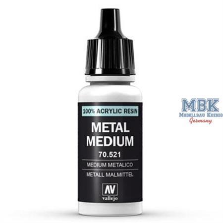 521 Metal Medium - Metallisches Malmittel (Model