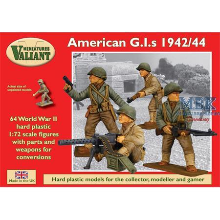 American GIs 1942/44