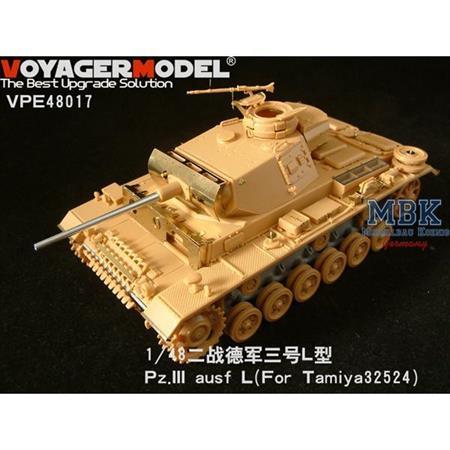 Panzer III Ausf.L (Tamiya)