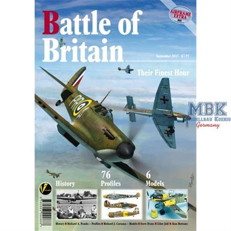 The Battle Of Britain-Their Finest Hour'