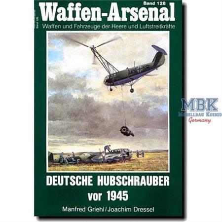 Deutsche Hubschrauber vor 1945
