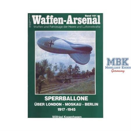 Sperrballone über London-Moskau-Berlin 1917 - 1945