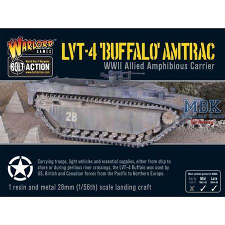 Bolt Action: LVT-4 'Buffalo', Amtrac