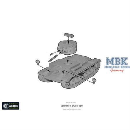 Bolt Action: Valentine II infantry tank