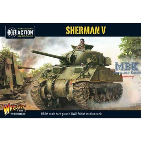 Bolt Action: Sherman V