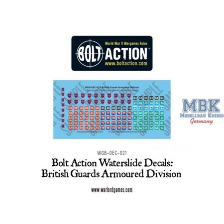 Bolt Action: British vehicle transfers