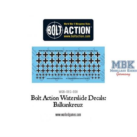 Bolt Action: German vehicle transfers