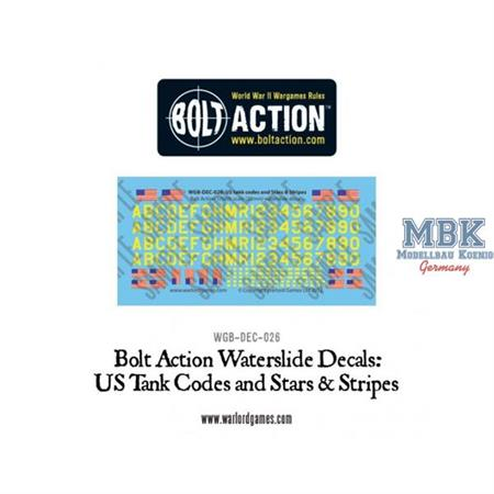 Bolt Action: US vehicle transfers