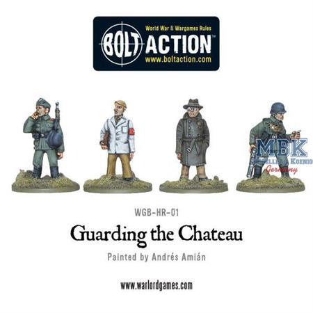 Bolt Action: Guarding the Chateau