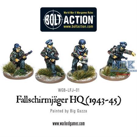 Bolt Action: Fallschirmjäger HQ (1943-1945)