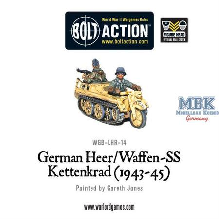 Bolt Action: Kettenkrad (1943-45)