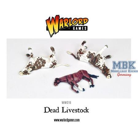 Bolt Action: Dead Livestock