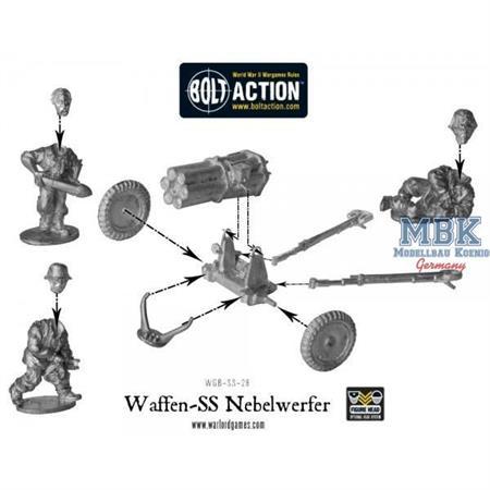 Bolt Action: Waffen-SS Nebelwerfer 41 (1943-45)