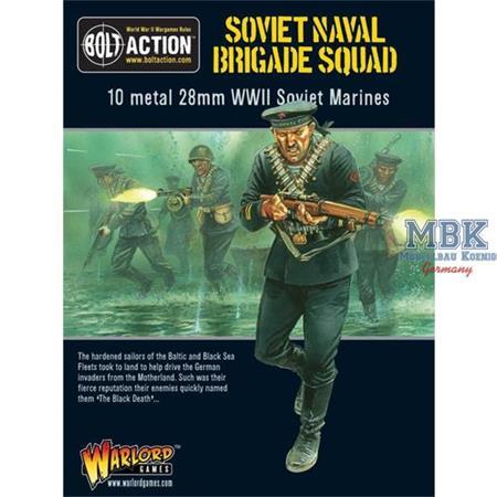 Bolt Action: Soviet Naval Brigade box set