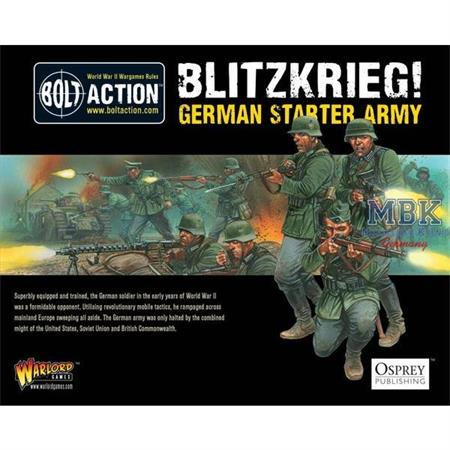 Bolt Action: Blitzkrieg Army