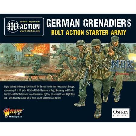 Bolt Action: German Grenadier  Army