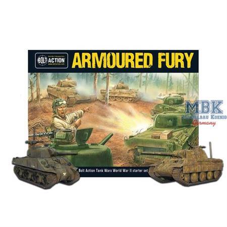 Bolt Action: Armoured Fury