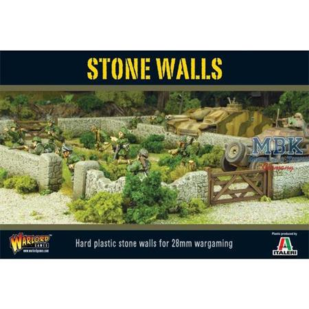 Bolt Action: Stone Walls