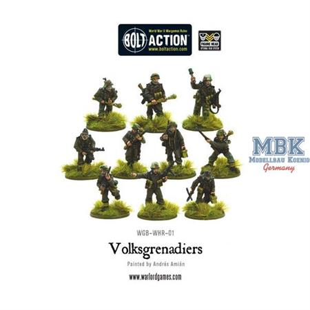 Bolt Action: Volksgrenadiere