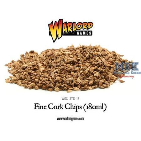 Fine Cork Chips (180ml)