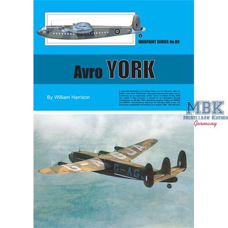 Avro York