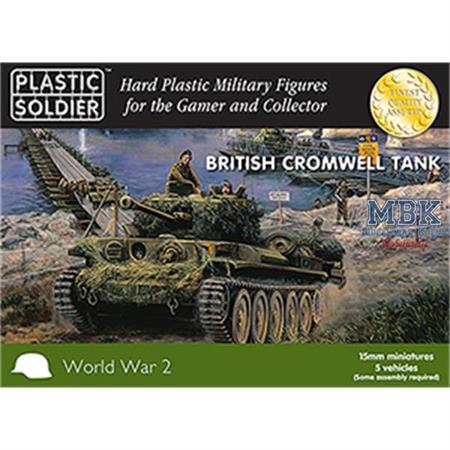 British Cromwell Tank 15mm